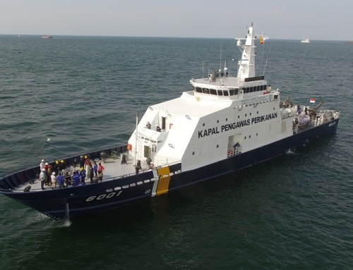 FISHERIES PATROL VESSEL